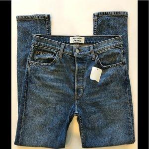Reformation Jeans - Reformation Serena High Rise Skinny Jean 27